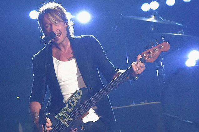 Keith Urban Set To Bring ripCORD Tour To Barclays Center