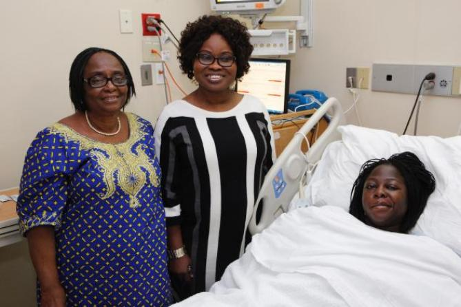 Woman Travels From Nigeria To Birth Her Babies In Brooklyn
