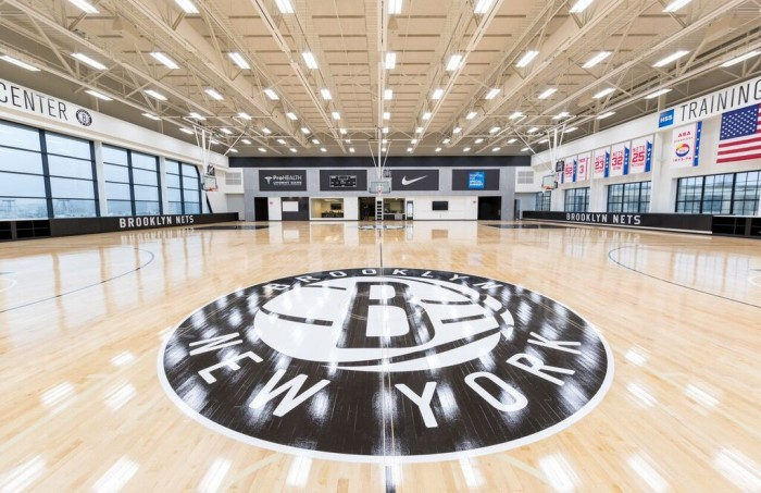 Brooklyn Nets Debut New Hospital For Special Surgery Training Center