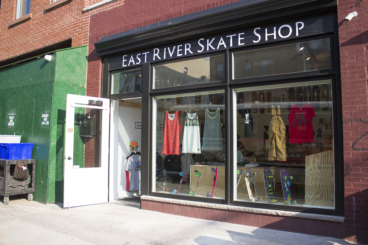 Greenpoint Man Takes Over Popular Skate Shop To Honor Late Friend