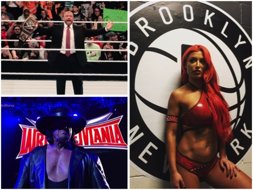 Road To Wrestlemania Made A Stop In Brooklyn For Monday Night Raw