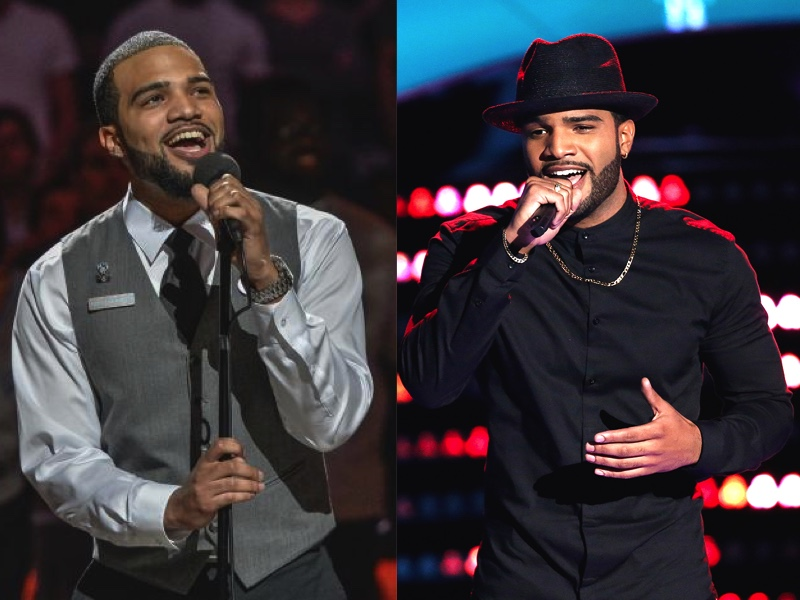 Ex Barclays Center Usher, Bryan Bautista, Is Slaying On 'The Voice'