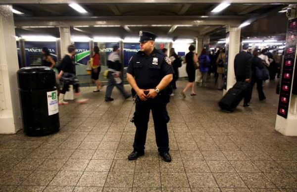 Expect More NYPD Subway Patrol Officers And More MTA Delays