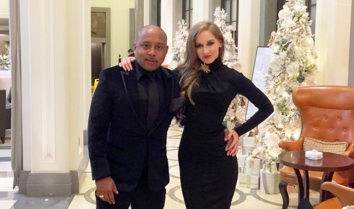 FUBU Founder & Brooklyn Native, Daymond John, Welcomes Baby Girl