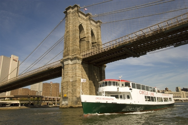 Circle Line Announces Arrival Of The 'Hello Brooklyn' Ship
