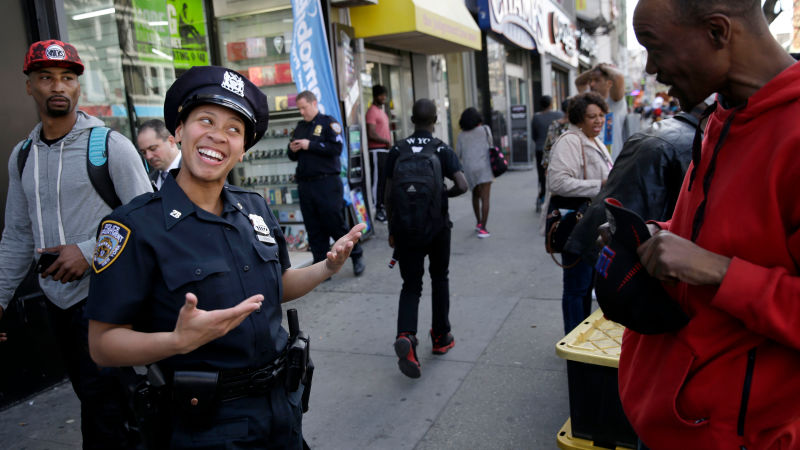 NYPD To Give Bed-Stuy Residents Personal Cell-Phone Numbers (For Safety)