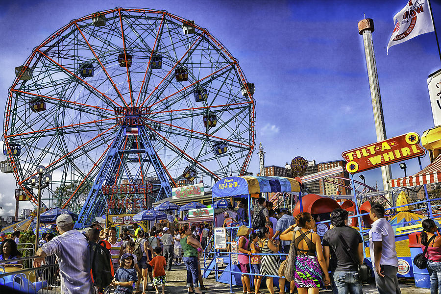 It's Spring In Brooklyn - Luna Park Reopens This Sunday!