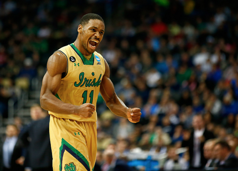 Irish Men's Basketball Team To Play In Brooklyn's NCAA Tournament