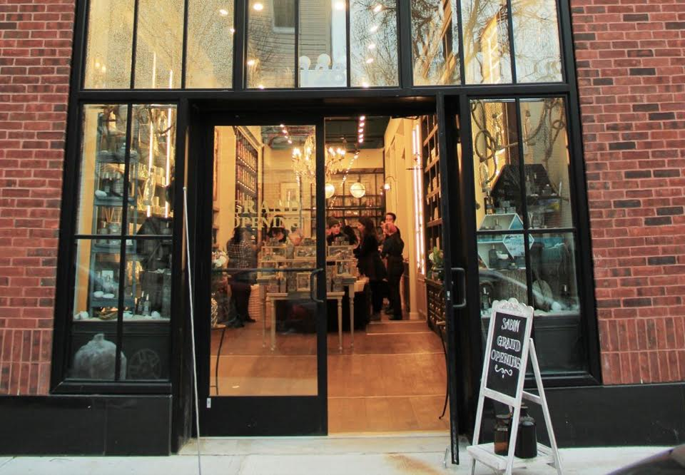 Sabon Opens First Brooklyn Shop In Williamsburg