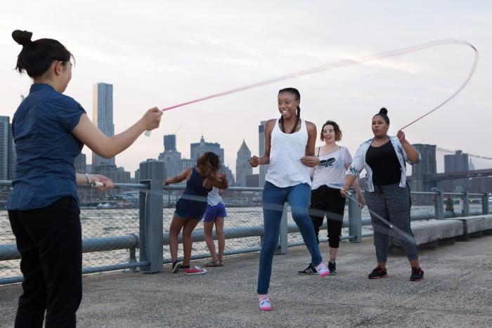 Photo by Alexa Hoyer/Brooklyn Bridge Park Conservancy