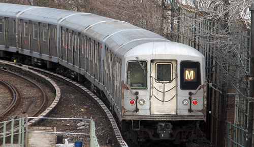 Planned M Train Construction May Force Bushwick Residents To Relocate