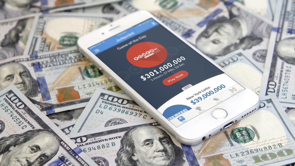 You Can Now Play The New York Lottery By Phone, Thanks To The 'Jackpot' App