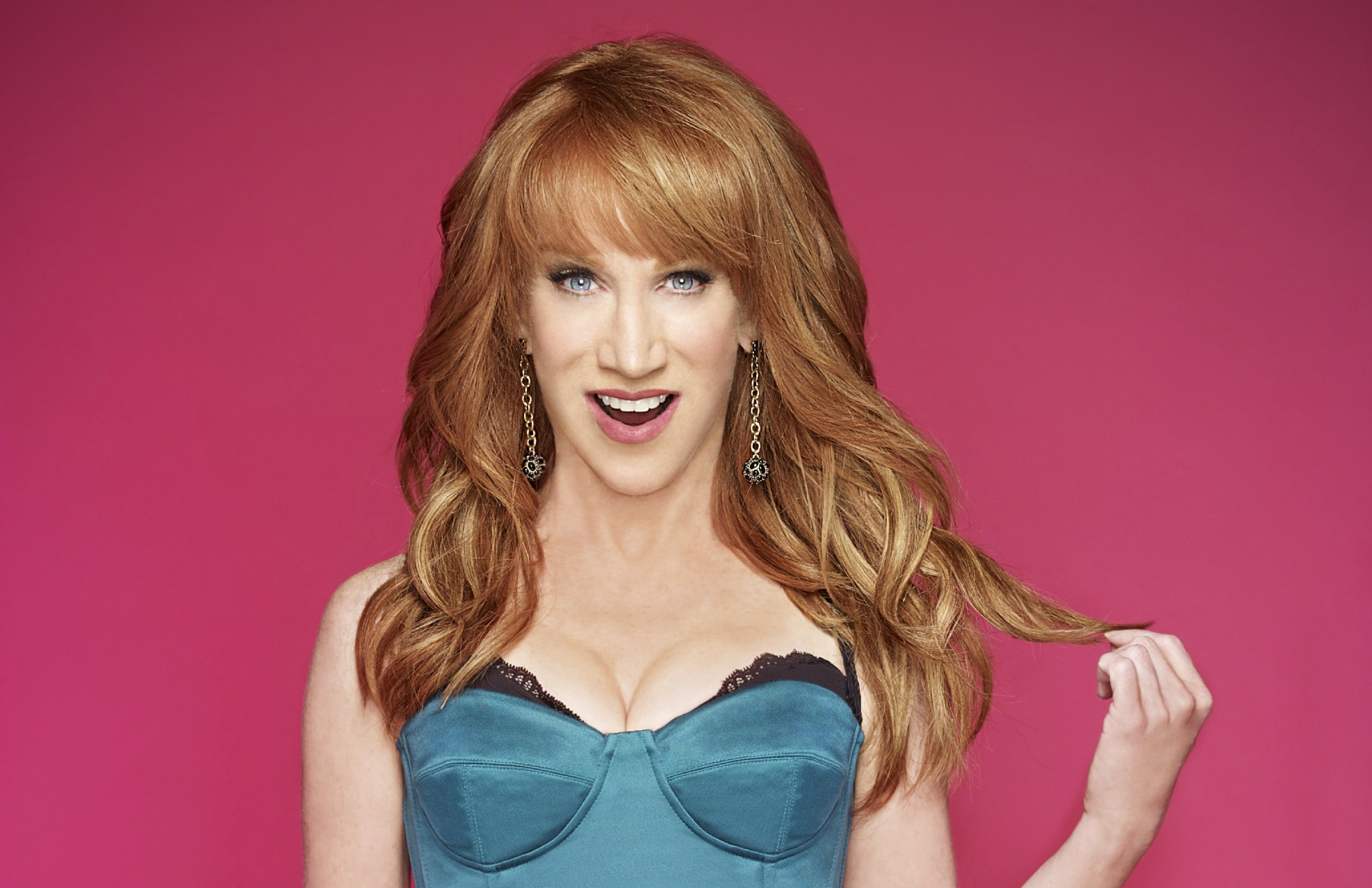 Superstar Comedian Kathy Griffin Is Set To Make Brooklynites Laugh At The Walt Whitman Theatre