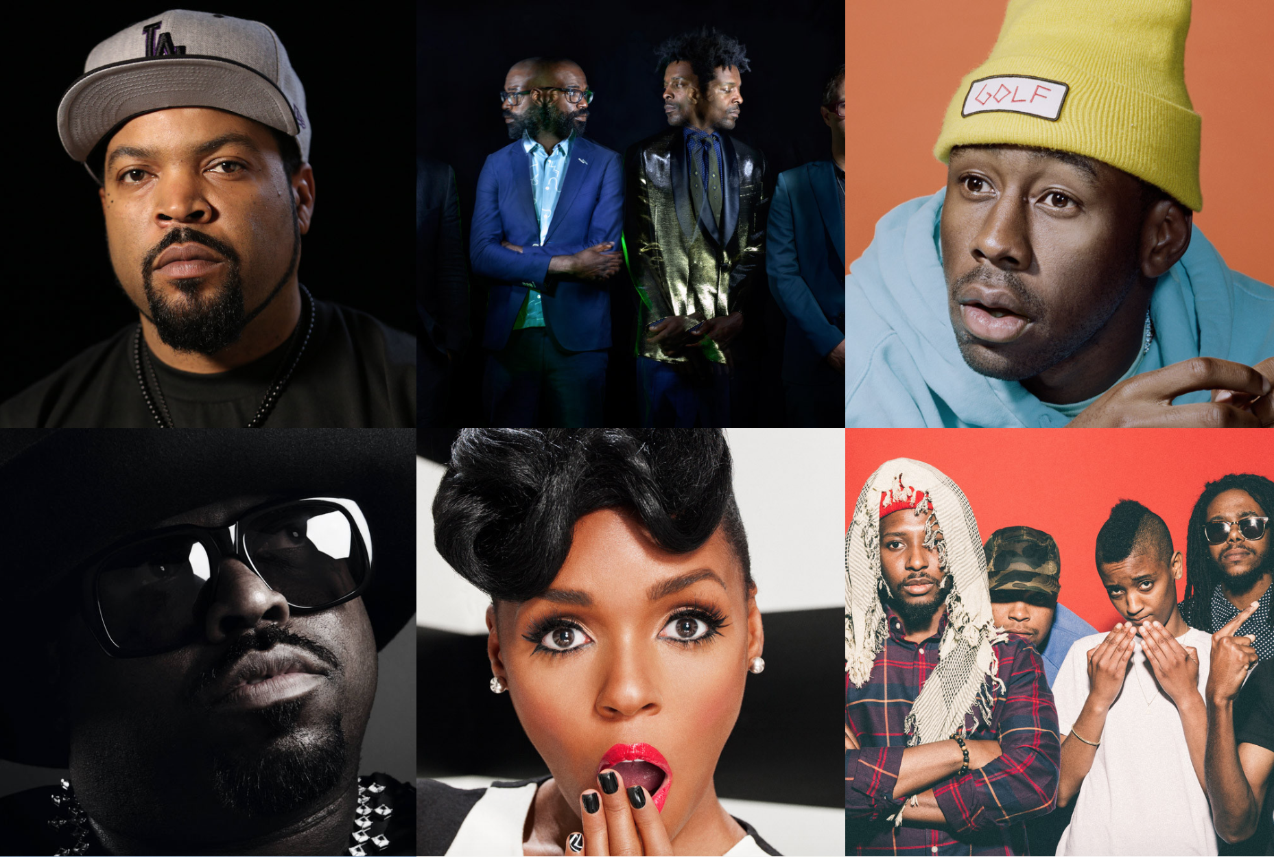 Ice Cube, Janelle Monae, The Internet & More Set To Headline AfroPunk 2016