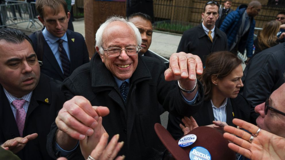 Brooklyn Feels The Bern As Bernie Sanders Will Take Over Prospect Park This Sunday