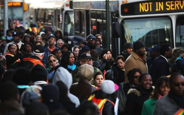 Oy Vey! 8 Brooklyn Buses That'll Having You Waiting & Waiting & ... Waiting