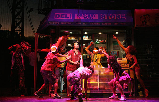 Lin-Manuel Miranda's 'In The Heights' To Play In Park Slope This Spring