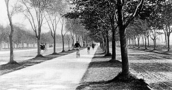 Biking In Brooklyn Has A Long And Extremely Unique History