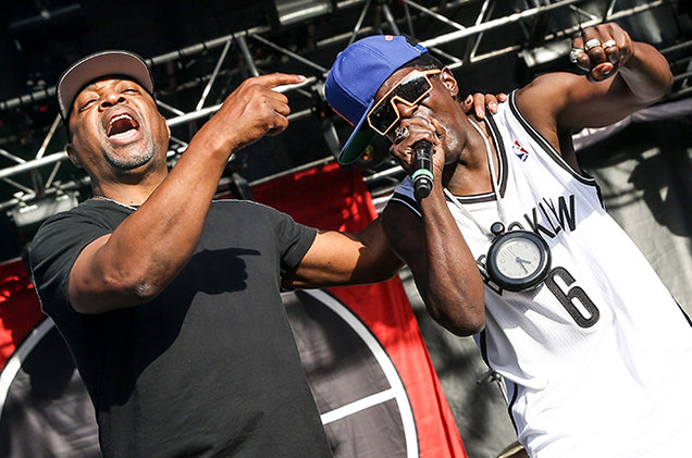 Public Enemy Set To PerformThis Summer In Brownsville