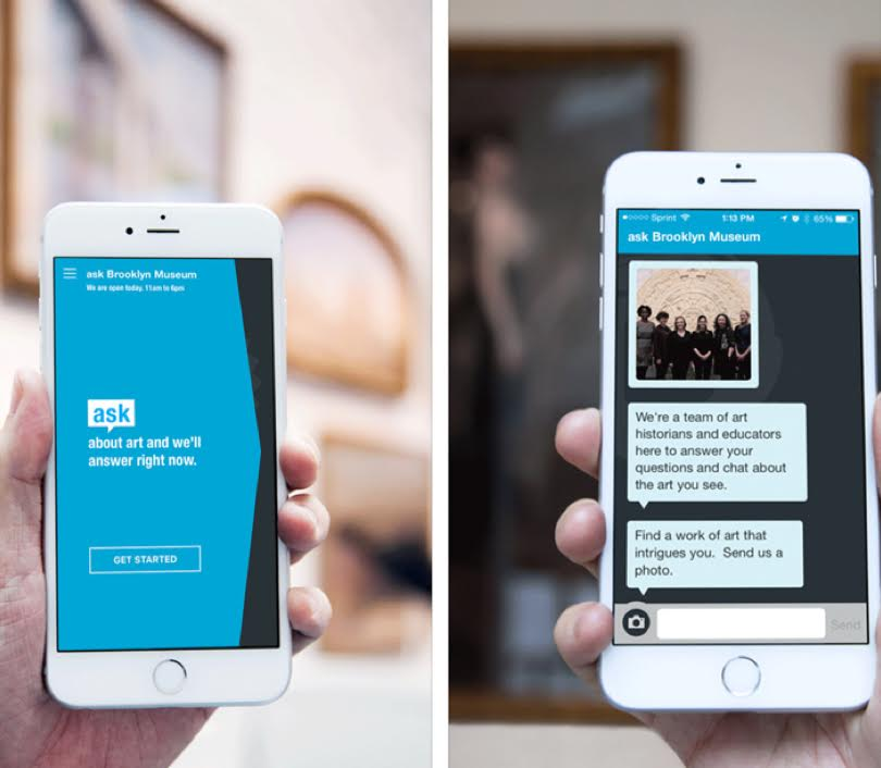 Brooklyn Museum's New App Connects Patrons With Museum Experts In Real Time