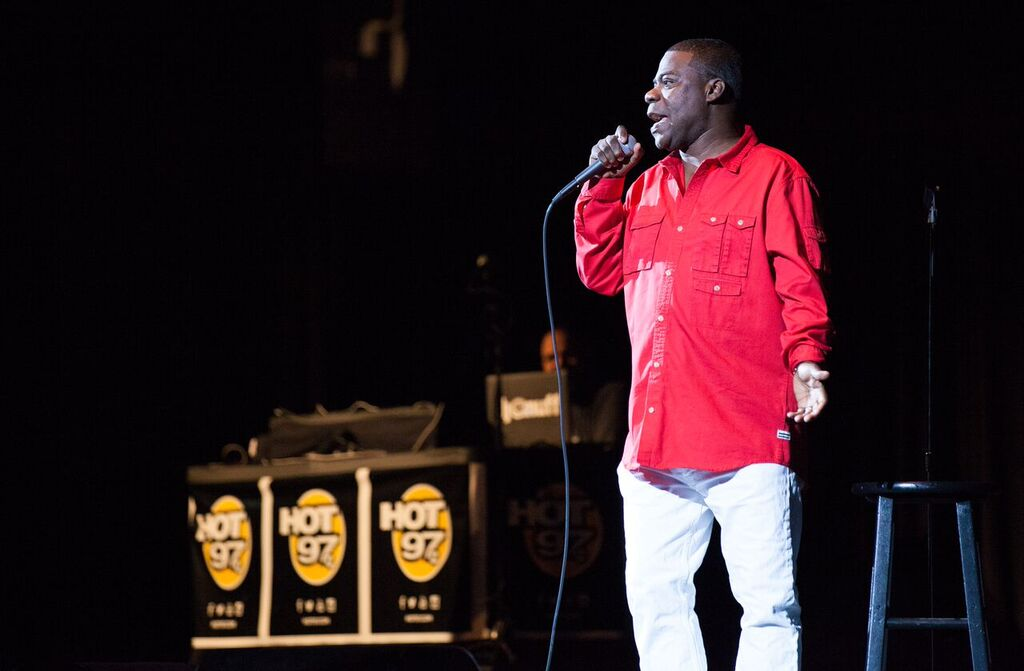 Brooklyn Native, Tracy Morgan, Finally Made His Way Back To The Stage At Madison Square Garden
