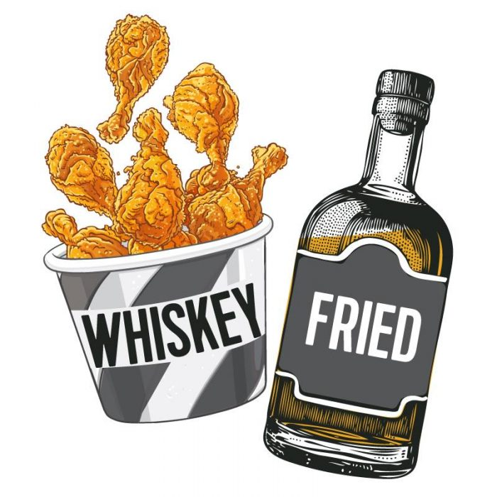 Woah! There's An Insane Whiskey & Fried Food Festival Headed To Greenpoint