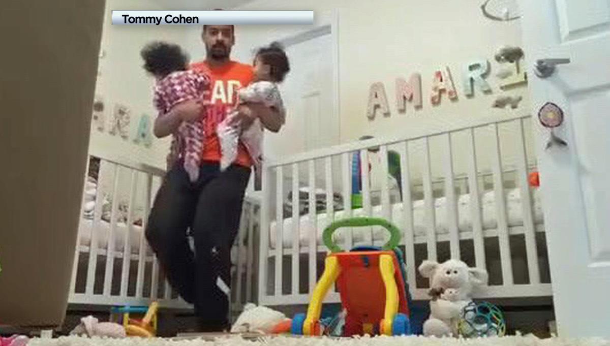 This Brooklyn Dad Undeniably Wins The #RunningManChallenge