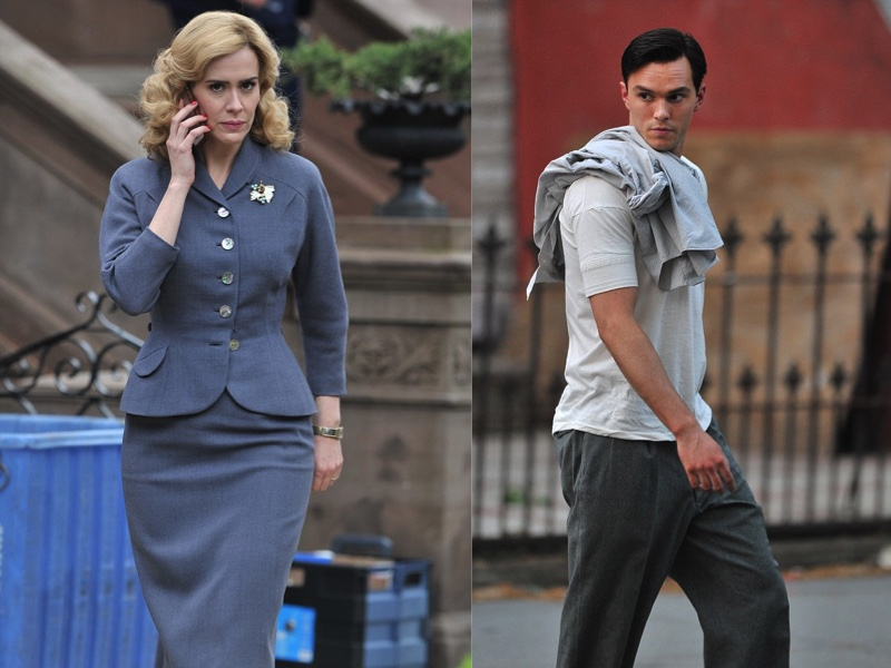 J.D. Salinger Biopic 'Rebel in the Rye' Continues To Film In Bed-Stuy