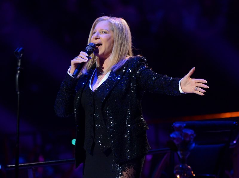 Barbra Streisand Set For 9-City Tour & New Broadway Album