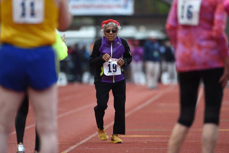 100-Year-Old Brooklyn Woman Breaks Record At Penn Relays