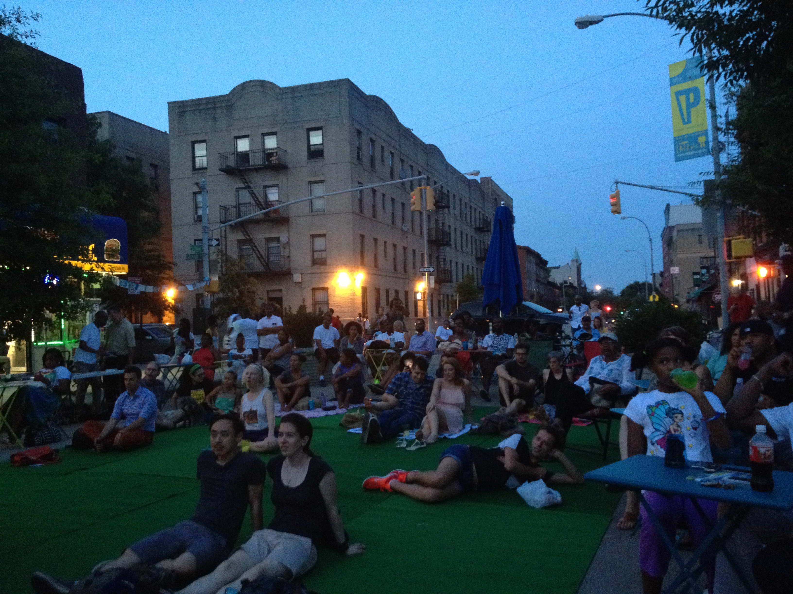 FREE Outdoor Thursday Night Film Series Headed To Clinton Hill