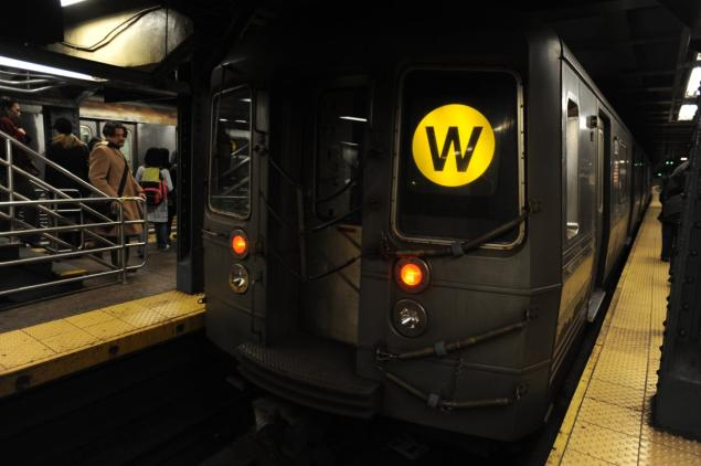 MTA Plans To Revive W Train After Six Year Suspension
