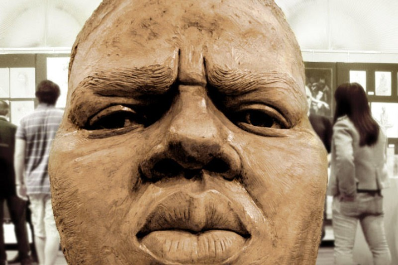 An Official Biggie Staute Could Be Headed To Bed-Stuy Sooner Than You Think