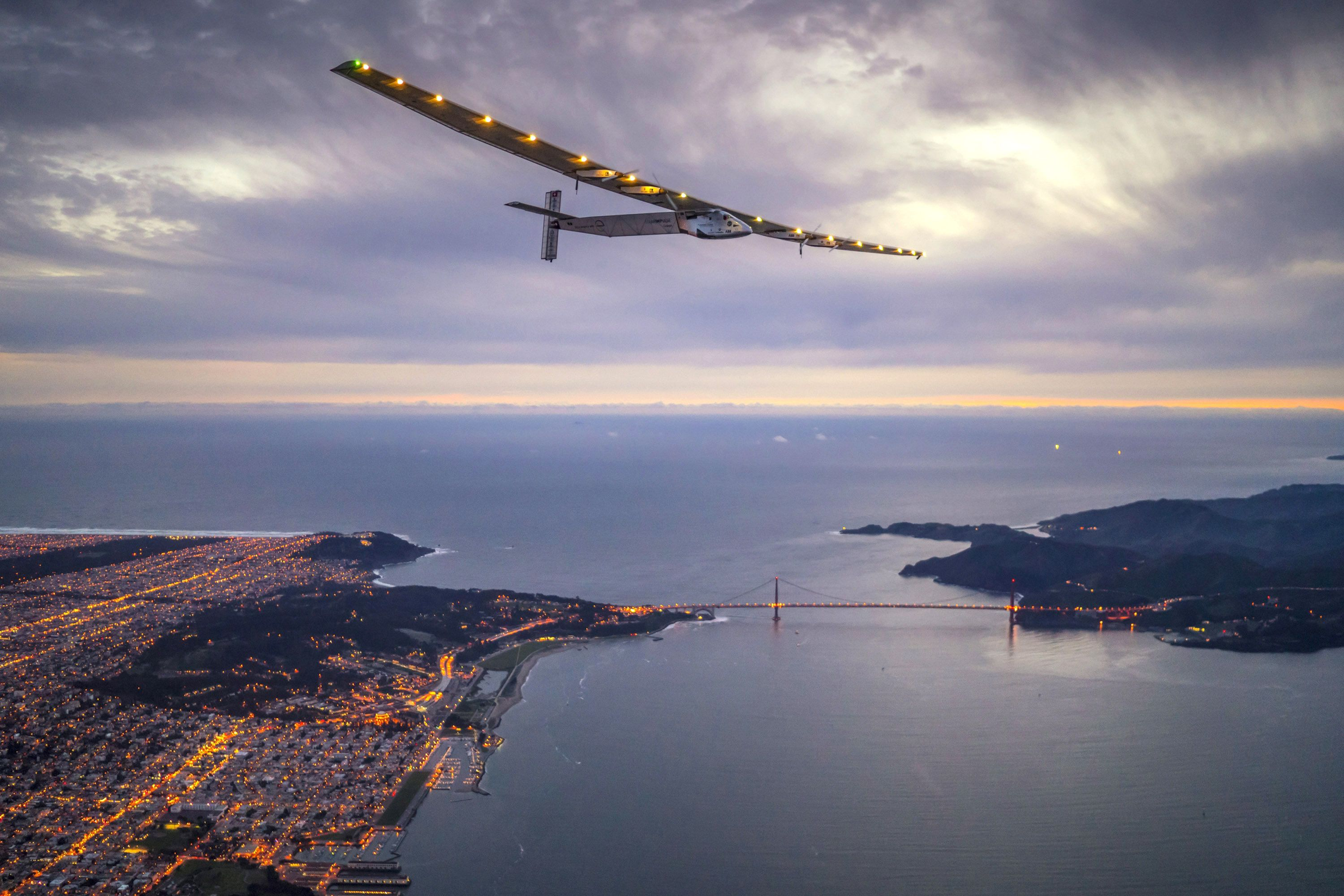 New Solar Powered Airplane Set To Breakthrough Brooklyn Skies