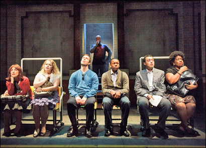 A Musical About The Lives Of People On The NYC Subway 'In Transit' Is Headed To Broadway