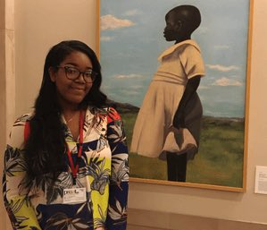 18-Year-Old Brooklynite Gets Her Artwork Placed In The Met