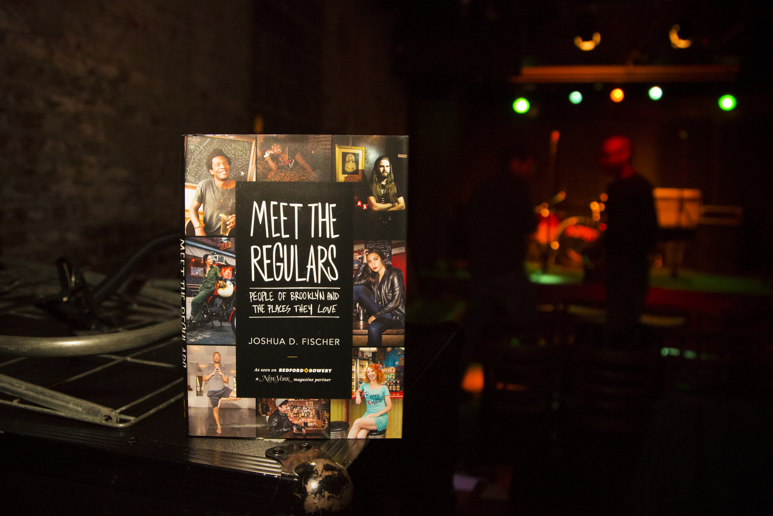 'Meet The Regulars': A Book About The Coolest People Of Brooklyn You Didn't Know You Needed