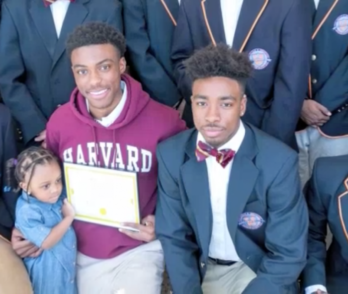 Brooklyn Excellence: H.S. Graduate Who Used Earnings To Help Single Mother Receives Scholarship To Harvard
