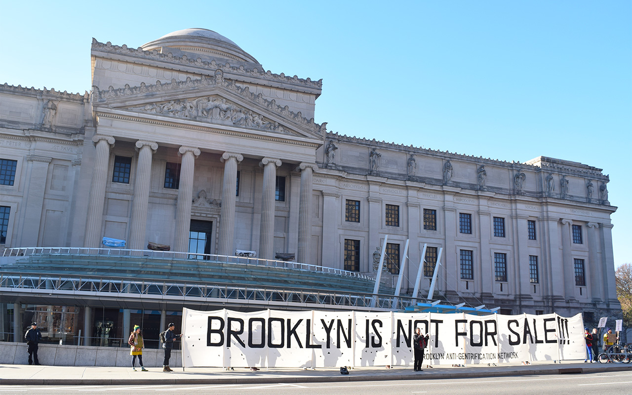 Let's Talk: Brooklyn Museum To Host Anti-Gentrification Community Forum