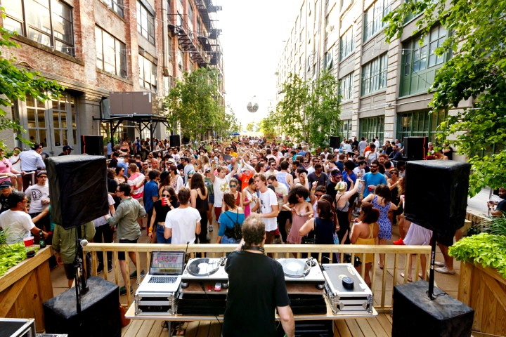 Industry City Launches Salsa Sundays This Summer
