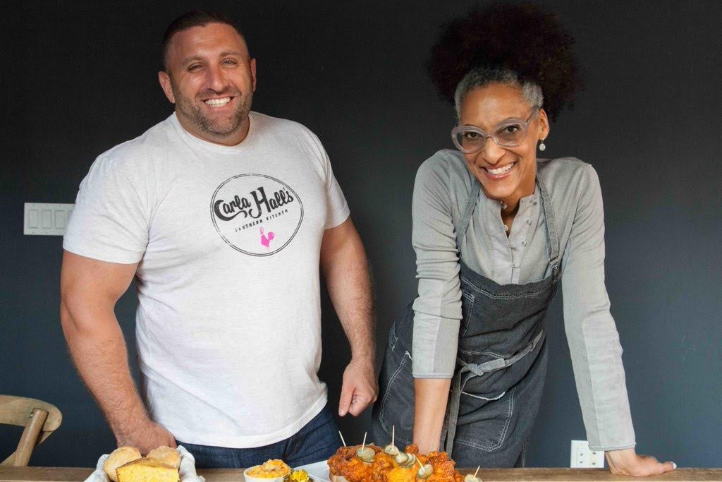 Top Chef's Carla Hall Is Opening Her Soul Food Restaurant In Dumbo This Week