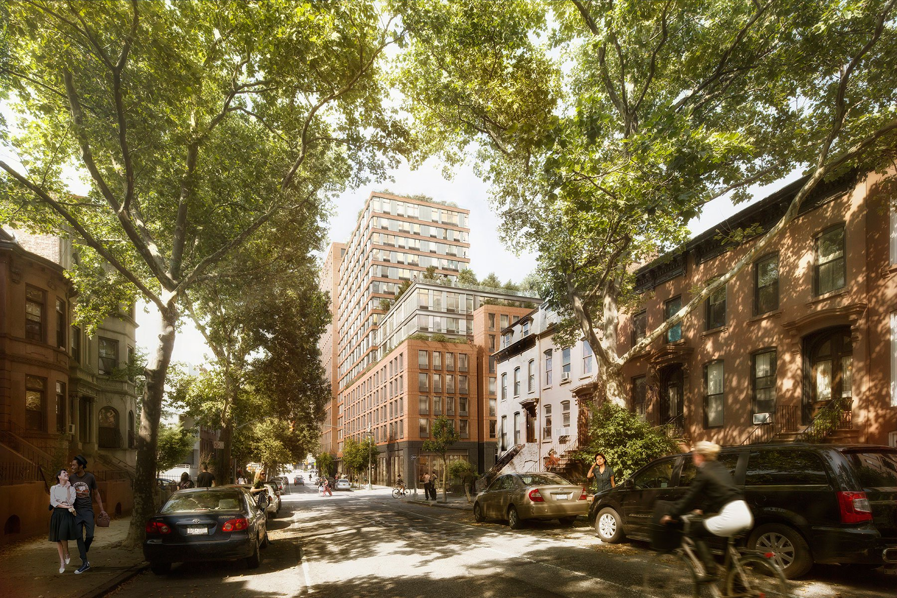 Hey Brooklyn, You Can Live In A Prospect Heights' Luxury Apartment For As Low As $581/mo.