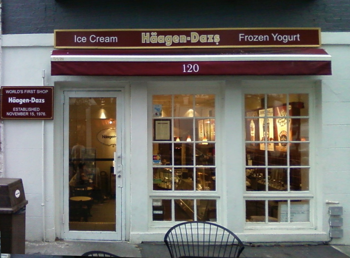 Häagen-Dazs Re-opens It's Original Ice Cream Shop In Downtown Brooklyn