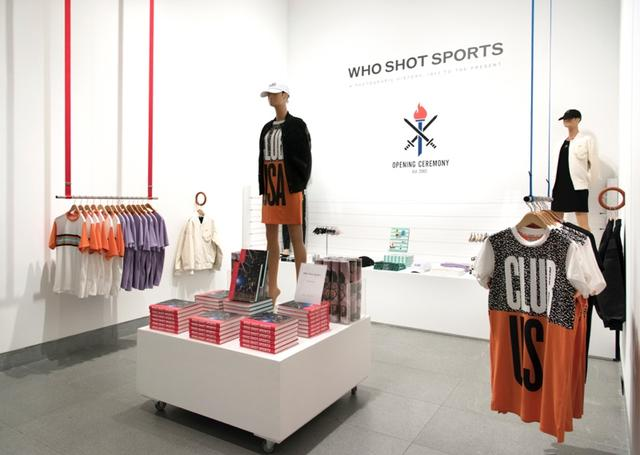 Opening Ceremony Launches Pop-Up Shop At The Brooklyn Museum