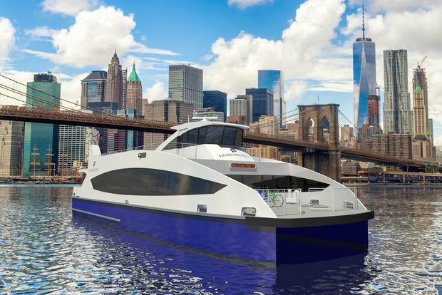 Mayor's Office Officially Announces Red Hook Ferry Service Expansion