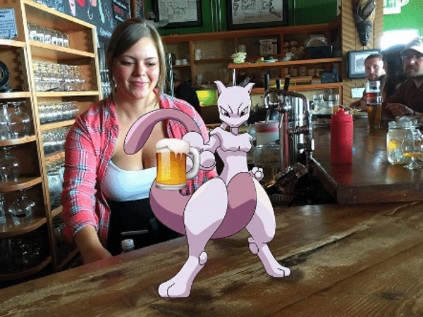 Some Brooklyn Fanatic Set Up A Pokémon Go Bar Crawl In Greenpoint
