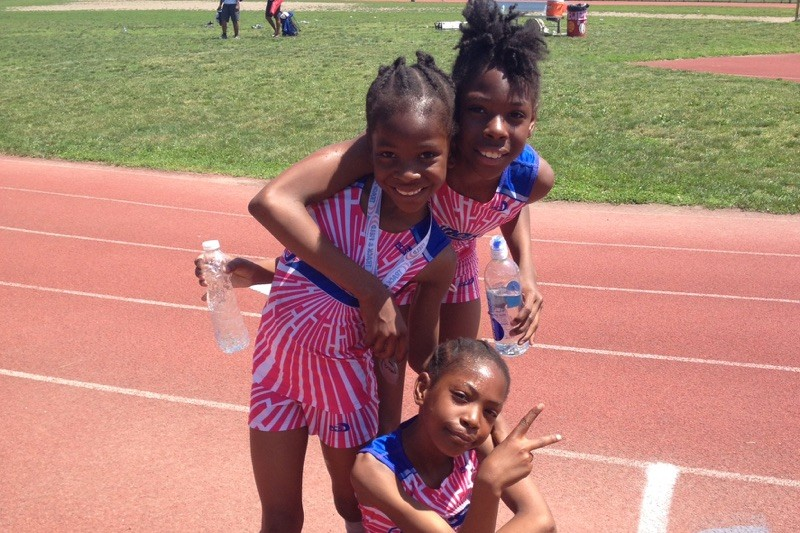 3 Brooklyn Sisters Go From Homeless To The Junior Olympics