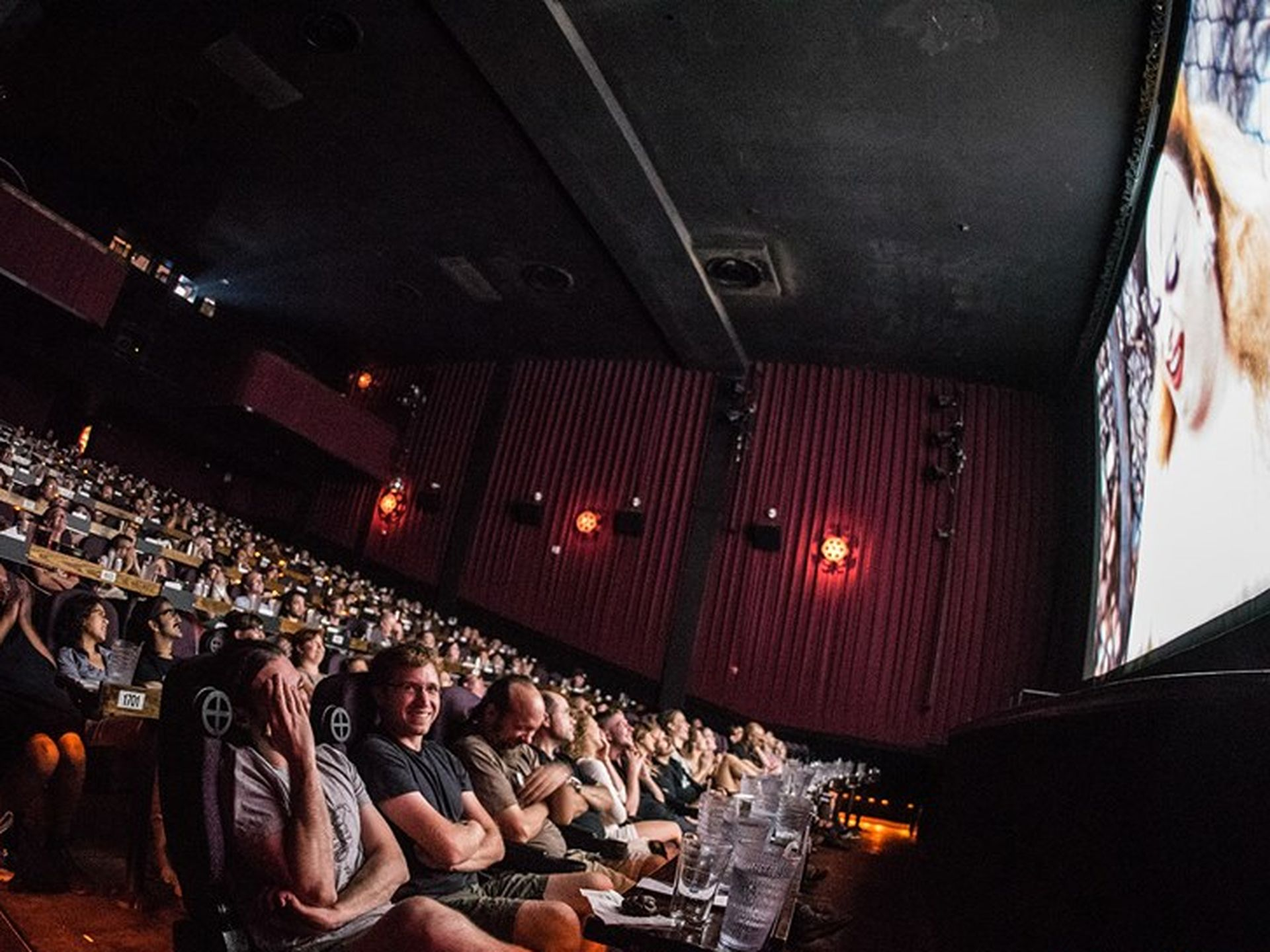 Welp! Downtown Brooklyn's Dine-In Movie Theater, Alamo Drafthouse, Will NOT Open This Month