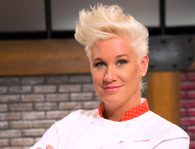 TV Chef Anne Burrell Opening First Restaurant Since '08 In Cobble Hill This Fall