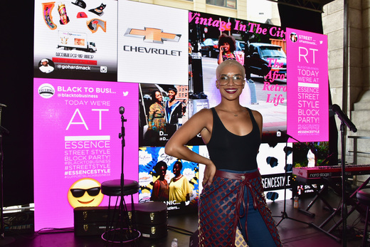 ESSENCE Magazine Street Style Block Party Is Headed Back To Dumbo